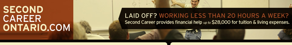 To those persuing a second career path?